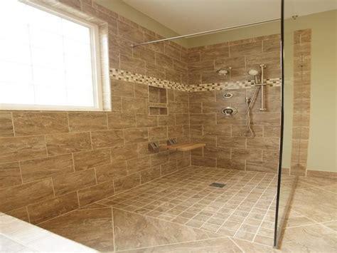 earth tone bathroom designs clocks shower doors for walk in shower doorless shower