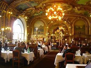 Le Train Bleu Restaurant - Paris