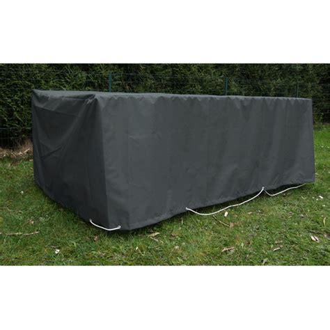 housse de protection salon de jardin housse table rectangulaire 180 x 100 cm anthracite tre18000002 achat vente housse de