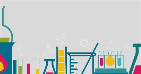 chemistry powerpoint background   simple design