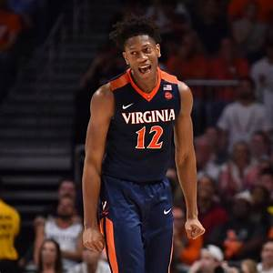 Virginia's DeAndre Hunter to Miss NCAA Tournament After ...