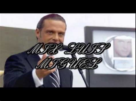 Mix Luis Miguel 2018 Youtube