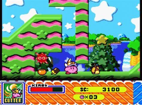 Kirby Super Star (snes)