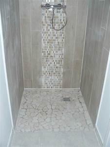 beautiful petite salle de bain avec douche italienne With petite salle de bain avec toilette