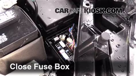 replace  fuse   nissan rogue  nissan rogue