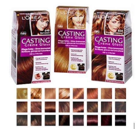 hair colour loreal casting creme darkest brown  review
