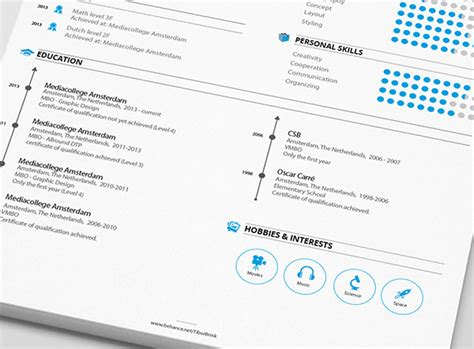 10 eye catching graphic designer resumes how design