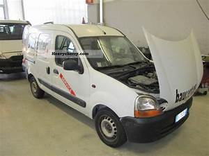 Renault Kangoo 2001 Box Truck Photo And Specs