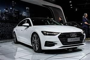 Audi A7 Coupe : 2018 detroit auto show second gen audi a7 hits american shores ~ Medecine-chirurgie-esthetiques.com Avis de Voitures