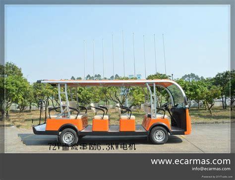 China Ecarmas Electric Shuttle Cart