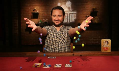 From Star Trek To Board Games Meet Wil Wheaton King Of