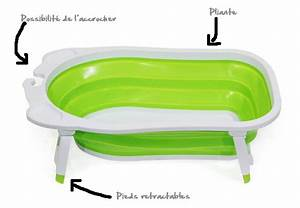 Grande Baignoire Enfant : la baignoire des b b s nomades buzz trotter ~ Melissatoandfro.com Idées de Décoration