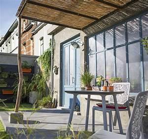 terrasse couverte 6 inspirations a copier marie claire With photo deco terrasse exterieur 17 decoration cuisine simple