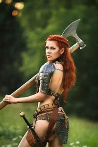 Barbarian | Warrior Woman Soul | Pinterest