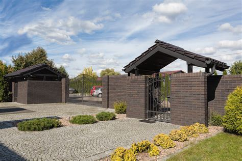 modern brick fence designs 101 fence designs styles and ideas backyard fencing and more