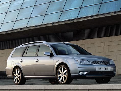 2005 Ford Mondeo St 220 Estate Related Infomation