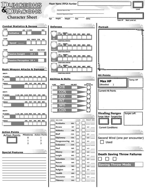 17 best images about character sheet on pinterest