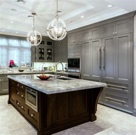 kitchen cabinets with different color island inspiring kitchen cabinetry details to add to your home