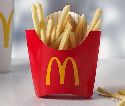 How to get free McDonald's fries today - al.com