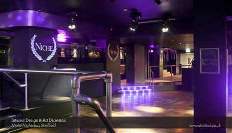 niche nightclub steel ink independent design studio
