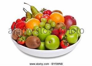 Obst Mit L : obst schale orangen pfel birnen bananen stockfoto bild 16813958 alamy ~ Buech-reservation.com Haus und Dekorationen