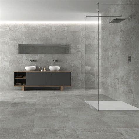 Beton Fliesen Bad concrete wall bathroom szukaj w wnetrza