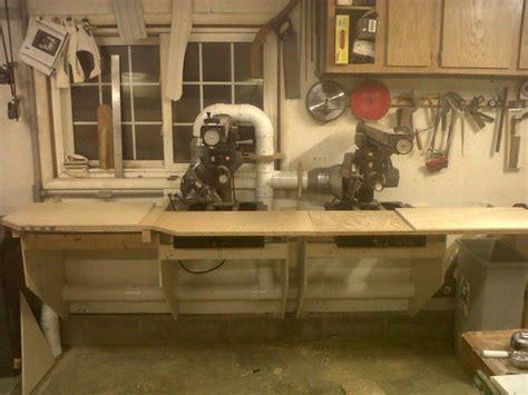 dual radial arm  station  james lango  lumberjocks