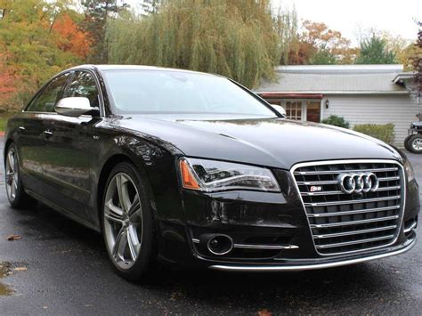 Test Drive 2013 Audi S6, S7, S8  Business Insider