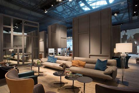 Living Room At Fau by Poltrona Frau Salone 2013 Antohn Sofa S Sofa In 2019