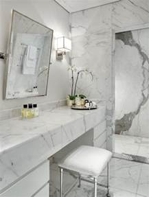 White Marble Bathroom Ideas 48 Luxurious Marble Bathroom Designs Digsdigs