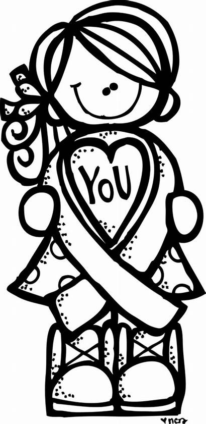 Cancer Breast Awareness Coloring Melonheadz Ribbon Pages