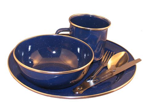 camp camping dinnerware dishes accessories dinner summer silverware everythingsummercamp storage sets tableware dinners
