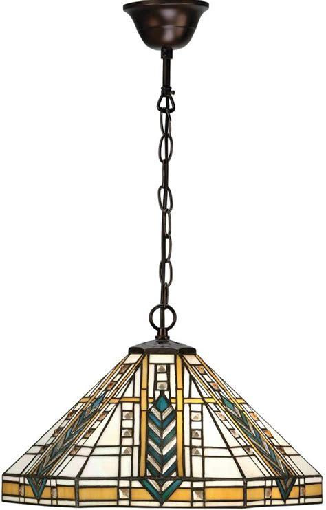 Frank Lloyd Wright Floor Lamp by Lloyd Large 3 Lamp Art Deco Design Tiffany Pendant Light