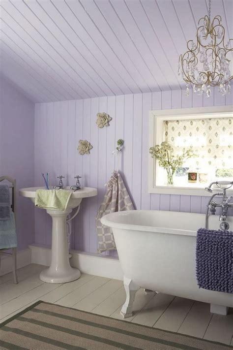 Lavender Bathroom Ideas by 50 Amazing Shabby Chic Bathroom Ideas