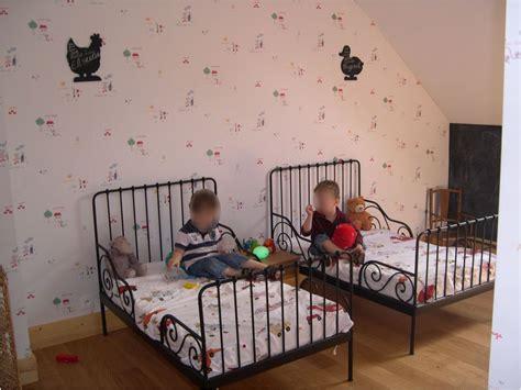 Tapisserie Chambre Bébé by Chambre Ikea Chambre Enfant Inspiration Chambre B 195 B 195 S
