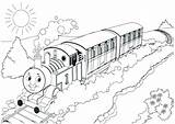 Train Coloring Drawing Pages Steam Diesel Tiger Station Bullet Locomotive Tank Printable Realistic Getdrawings Getcolorings Drawings Trains Speed Tigers Unique sketch template