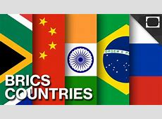 What Are The BRICS Countries YouTube