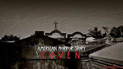 Horror Coven American Story Wallpapers Ahs Hotel