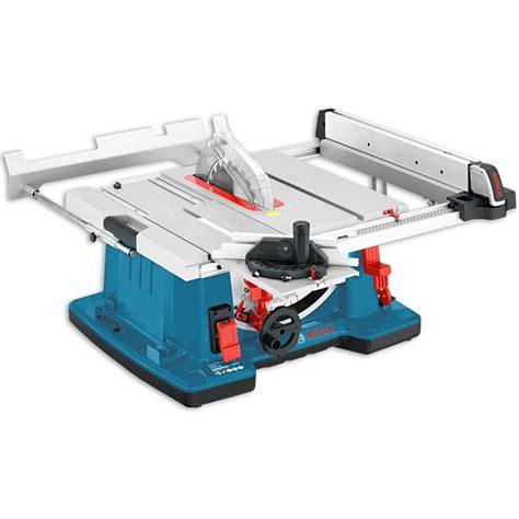 Bosch Gts 10 Xc 254mm Table Saw Table Saws Saw Benches