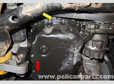 MINI Cooper R56 Oil Pan Gasket Replacement 20072011