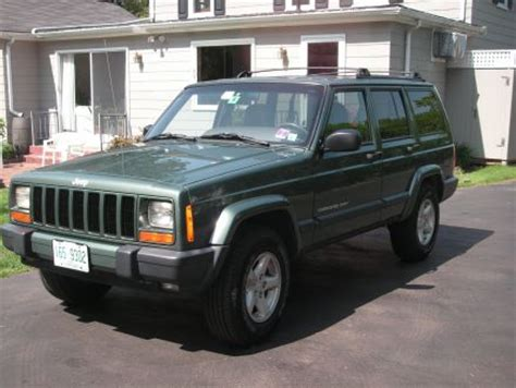 jeep cherokee green 2000 good condition green 2000 jeep cherokee jeep cherokee