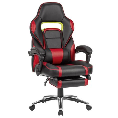 chaise bureau gaming high back gaming computer chair langria