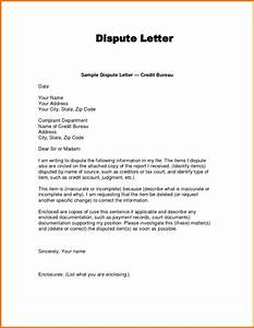 credit report dispute letter pdf docoments ojazlink With credit repair letter generator