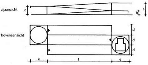 hellingbaan bouwbesluit hellingbanen bouwkundig detailleren details bouwkunde