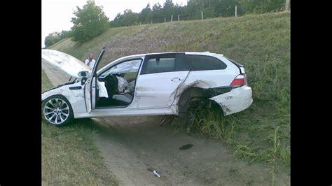 autobahn crash deutschland autounfaelle extrem youtube