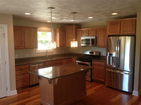 New Home Kitchens  Photo Gallery  Parry Custom Homes