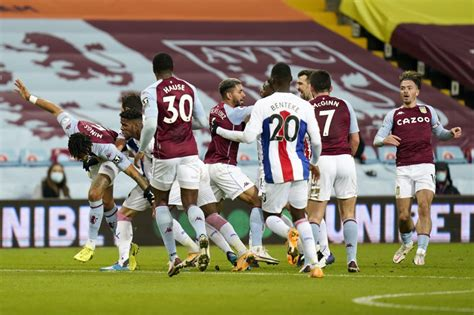 Aston Villa player ratings vs Crystal Palace- The 4th Official