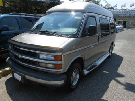how cars run 2002 chevrolet express 2500 lane departure warning sell used 02 chevrolet hi top luxury conversion van in medford new york united states for us