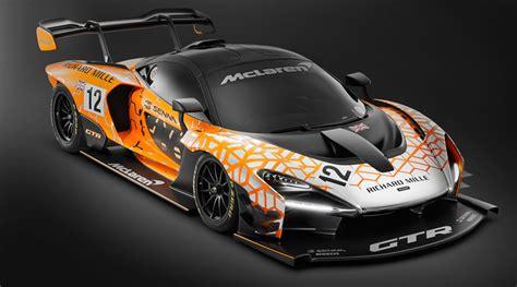 McLaren Senna GTR Concept Revealed: Track-Only Madness