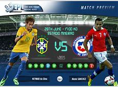 Betting tips for Brazil v Chile Predicted lineups